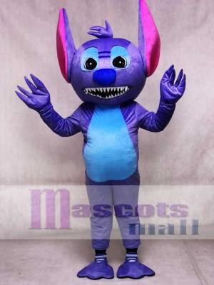 Lilo & Stitch Maskottchen Kostüm für Erwachsene