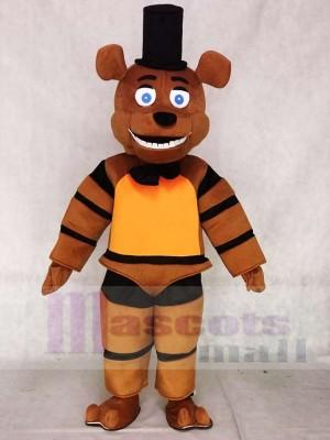 FNAF fünf Nächte im Freddys Fazbear Bär Maskottchen Kostüme Tier