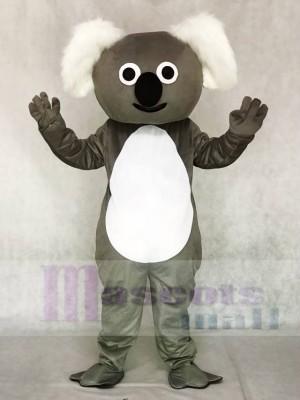 Groß Grau Koala Maskottchen Kostüme Tier