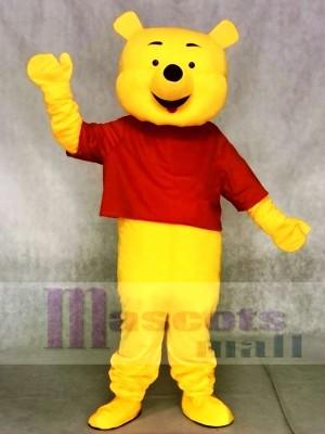 Winnie the Pooh Bär Maskottchen Kostüme Cartoon