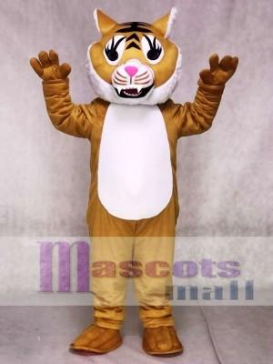 Super Wilde Katze Maskottchen Kostüme Tier