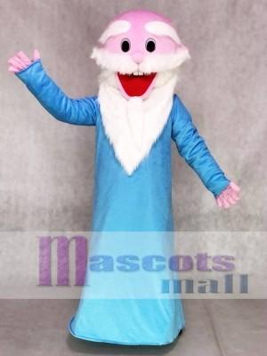 Weißer Bart Alt Mann Maskottchen Kostüme
