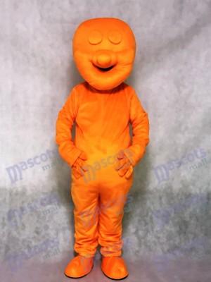 Apfelsine Gelee Baby Essen Snack Maskottchen Kostüm