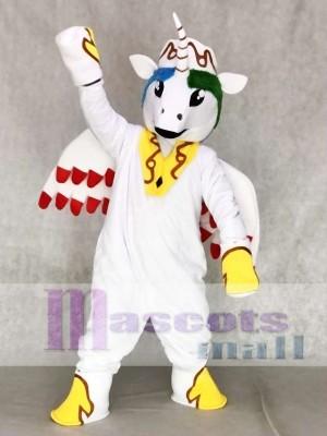 Weiß mein kleines Pony Pferd Prinzessin Celestia Maskottchen Kostüme Cartoon