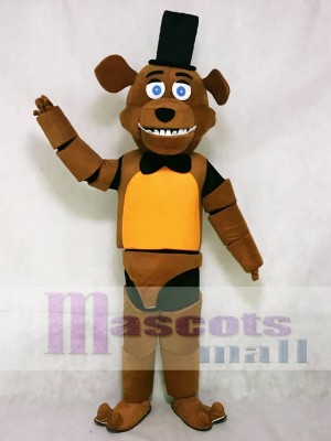 FNAF Fünf Nächte bei Freddy Freddy Fazbear Bär Maskottchen Kostüm