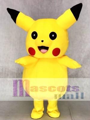 Ready to Ship japanische Karikatur Pikachu Maskottchen Kostüme Pokémon Pokemon gehen Outfit