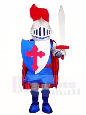 Lancer Knight Maskottchen Kostüme Menschen