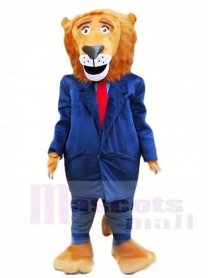 Bürgermeister Leodore Löwenherz Zootopia Maskottchen Kostüme Tier