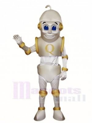 Roboter Maskottchen Kostüme