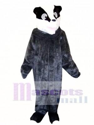 Erwachsenen Badger Maskottchen Kostüm Tier