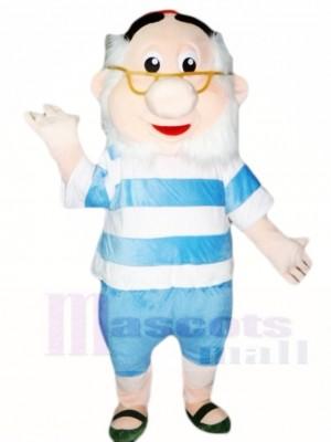 Zwerg Doc. Aus Schneewittchen Maskottchen Kostümen