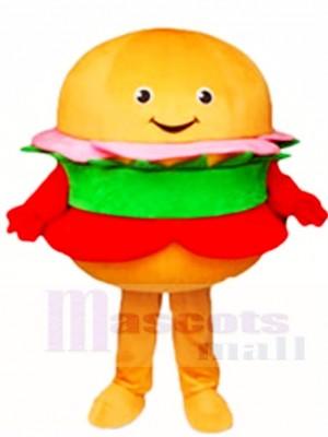 Hamburger Maskottchen Kostüme Essen Snack