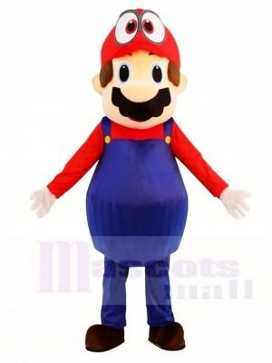 Super Mario Bros Odyssey Maskottchen Kostüme Cartoon Videospiel