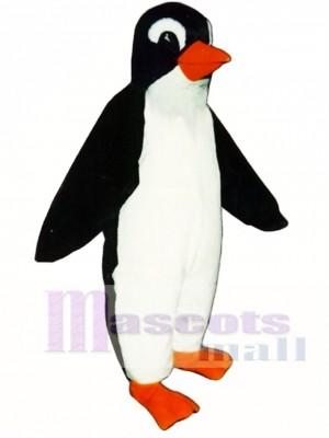 Netter Percy Pinguin Maskottchen Kostüm
