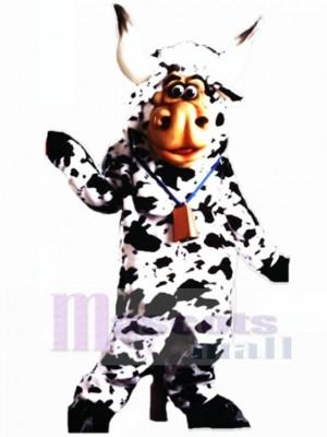 Niedliches Fernando Ox Maskottchen Kostüm Tier