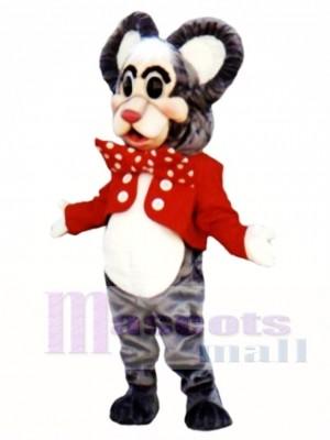 Skitter die Maus Maskottchen Kostüm