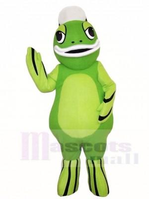 Grünes Süßwasser Fisch Maskottchen Kostüme