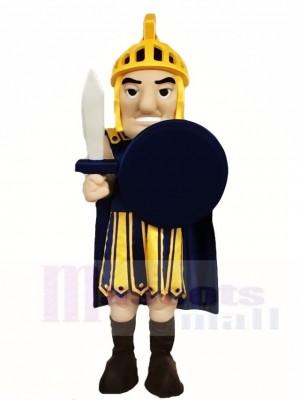 Krieger Ritter Maskottchen Kostüme Menschen