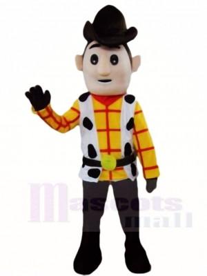 Woody Cowboy Spielzeug Geschichte Maskottchen Kostüme Cartoon