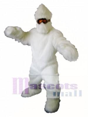Yeti Maskottchen Kostüm Abominable Schneemann Maskottchen Kostüme