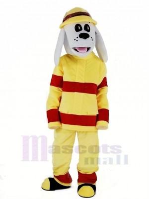 Neu Sparky das Feuer Hund Maskottchen Kostüm Karikatur