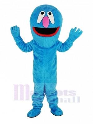 Sesame Street Super Grover Elmo Monster Maskottchen Kostüm