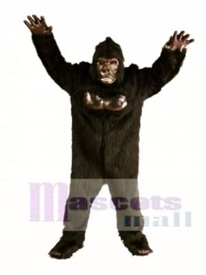 Niedlich Deluxe Gorilla Maskottchen Kostüm