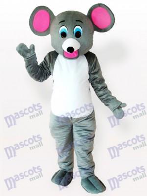 Kleines graues Mäuse Tier Maskottchen Kostüm