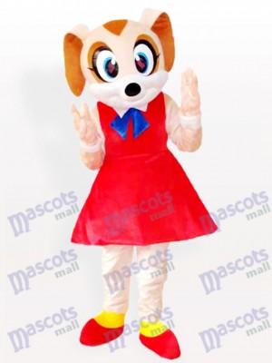 Minnie Maus Tier Maskottchen Kostüm