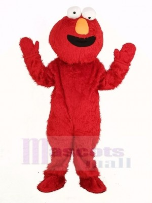 Super Sesame Street rot Elmo Monster Maskottchen Kostüm