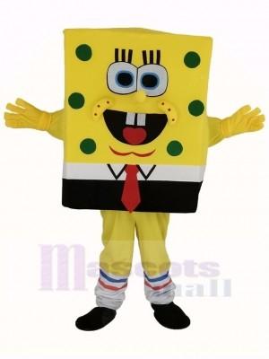 SpongeBob Squarepants Maskottchen Kostüm Karikatur