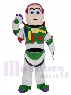 Buzz Lightyear maskottchen kostüm