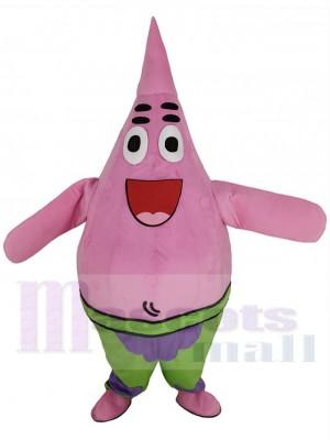Patrick Star maskottchen kostüm