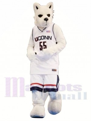Das Sport Heiser Hund Maskottchen Kostüm