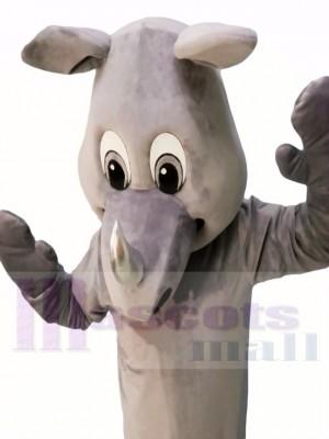 Hohe Qualität Realistisch Nashorn Maskottchen Kostüme