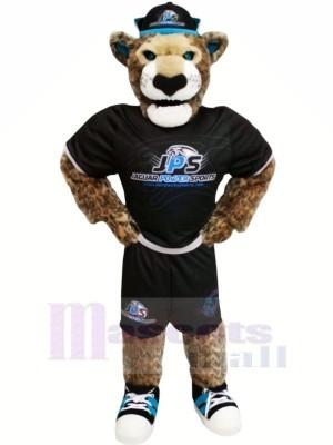 Leistung Sport Jaguar Maskottchen Kostüme Karikatur