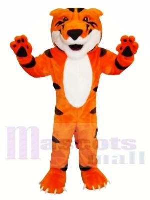 Wilde Tiger Maskottchen Kostüme