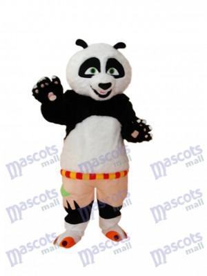 Kung Fu Panda Erwachsener Maskottchen Kostüm Tier