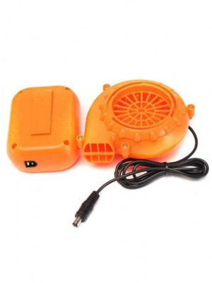 Mini Air Cooling Ventilator Blower Akku für Maskottchen Kostüm Cooling Clothes
