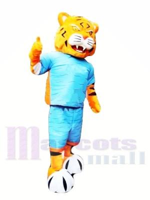 Heftig Sport Tiger Maskottchen Kostüme