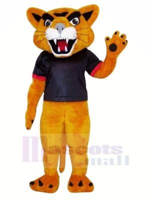 glücklich Puma Maskottchen Kostüme Billig