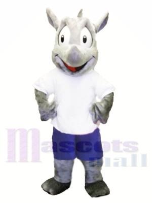 Hochwertige Rhino Maskottchen Kostüme