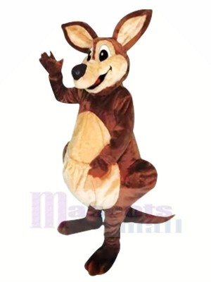 Süß Känguru Maskottchen Kostüme Karikatur