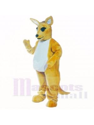 Freundlich Leicht Känguru Maskottchen Kostüme Erwachsene