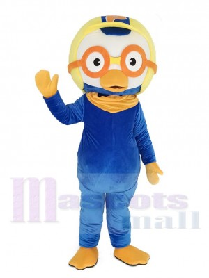 Pororo The Little Penguin Maskottchen Kostüm Karikatur