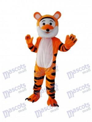 Tigger Maskottchen Erwachsene Kostüm Tier