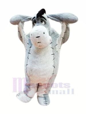 Hoch Qualität Eeyore Esel Maskottchen Kostüme Karikatur