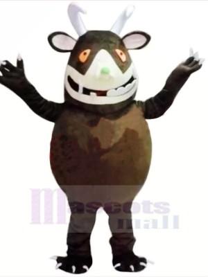 Lustig Braun Gruffalo Maskottchen Kostüme Tier
