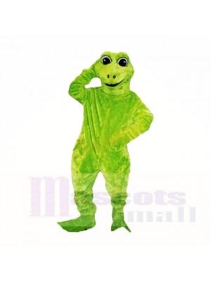 Grün Freundlich Leicht Frosch Maskottchen Kostüme Karikatur