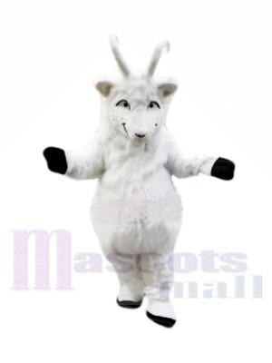 Plüsch Weiße Ziege Maskottchen Kostüme